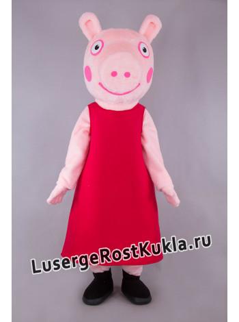 "Ростовая кукла ""Свинка Пэппа"""