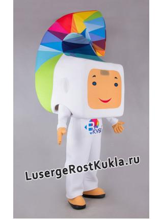 """Ростовая кукла """"Забавный куб"""""""