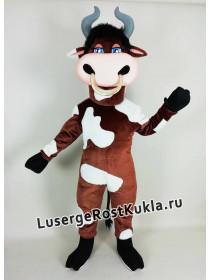 """Ростовая кукла """"Бык Фома"""""""