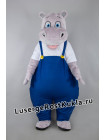 """Ростовая кукла """"Бегемот серый"""""""