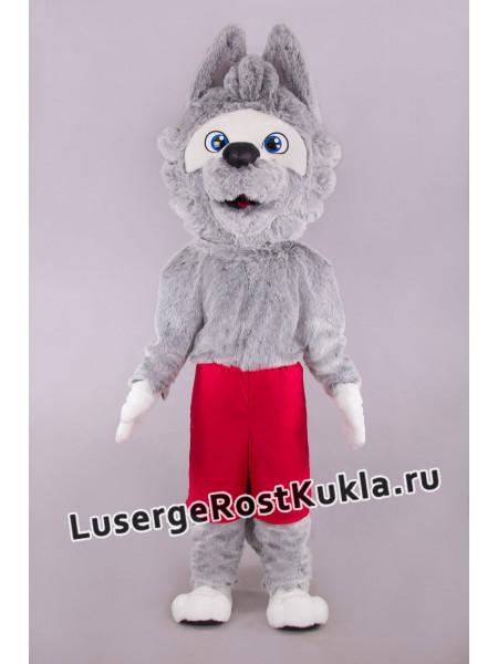 """Ростовая кукла """"Собака серая"""""""