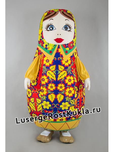 "Ростовая кукла ""Матрешка Русская"""