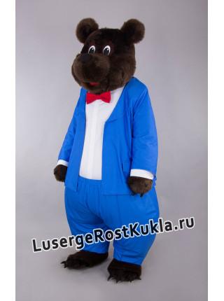 """Ростовая кукла """"Медведь во фраке"""""""