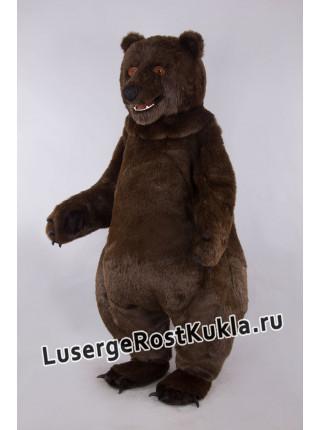 """Ростовая кукла """"Медведь Бурый новый"""""""