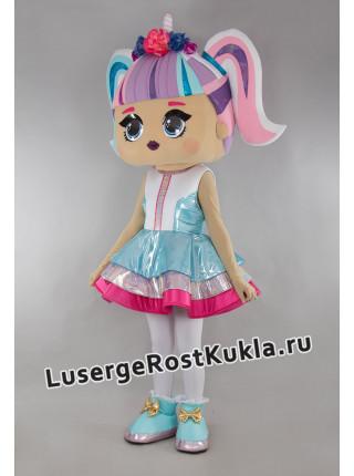 "Ростовая кукла ""Лол Единорог"" (LOL Unicorn)"