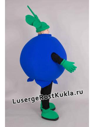 """Ростовая кукла """"Синяя ягода"""""""