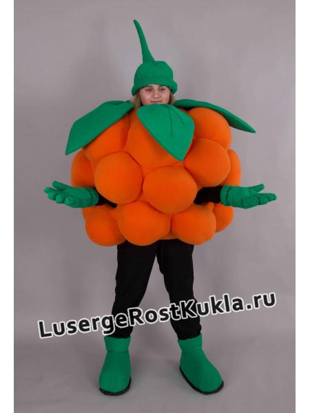 """Ростовая кукла """"Оранжевая ягода"""""""