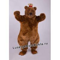 """Ростовая кукла """"Медведица с короной"""""""