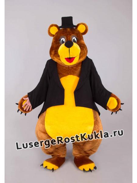 """Ростовая кукла """"Мишка в смокинге"""""""