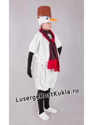 Костюм Снеговика