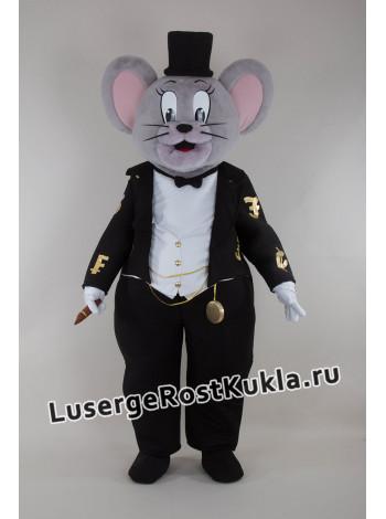 """Ростовая кукла """"Мышонок в костюме"""""""