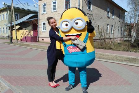 Наталья Зубова, Архангельск