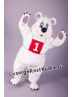 Медведь Белый Спортсмен