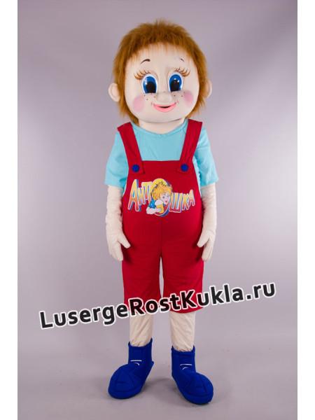 """Ростовая кукла """"Антошка"""""""