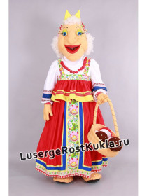 "Ростовая кукла ""Баба-яга"""