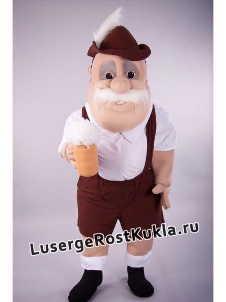 "Ростовая кукла ""Баварец"""