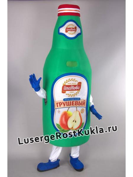 "Ростовая кукла ""Бутылка Лимонада"""