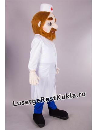 """Ростовая кукла """"Доктор Федор"""""""