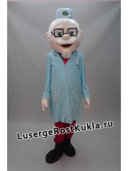 """Ростовая кукла """"Доктор Мэтр"""""""
