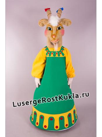 """Ростовая кукла """"Коза Зита"""""""
