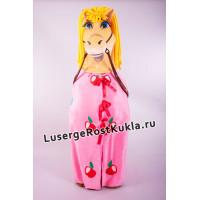 """Ростовая кукла """"Лошадь с легкой попоной"""""""