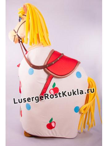 """Ростовая кукла """"Лошадь с попоной"""""""
