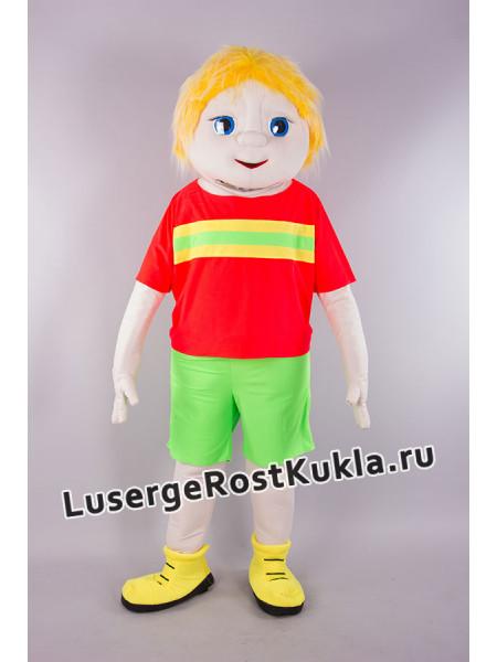 """Ростовая кукла """"Мальчик Солнечный"""""""