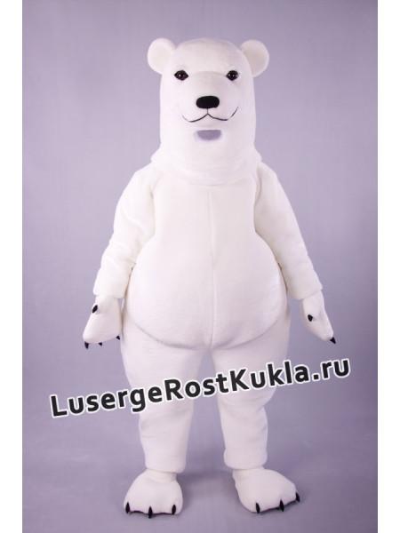 """Ростовая кукла """"Медведь полярный"""""""