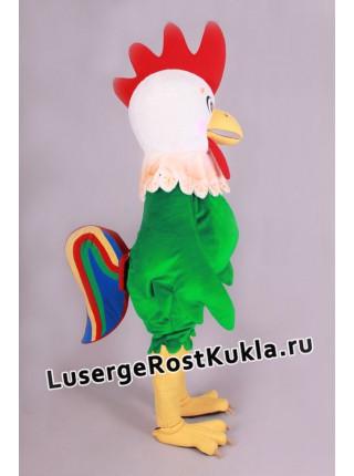 """Ростовая кукла """"Петух Зеленый"""""""