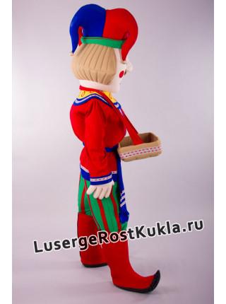 """Ростовая кукла """"Скоморох"""""""
