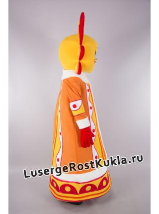 """Ростовая кукла """"Солнышко Масленица"""""""