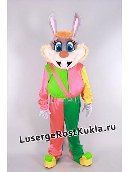 """Ростовая кукла """"Заяц-Клоун"""""""