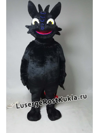 "Ростовая кукла ""Дракон Беззубик"""