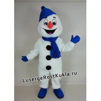 """Ростовая кукла """"Снеговик Весельчак"""""""