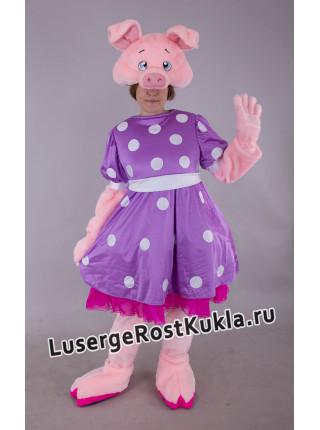 """Костюм """"Свинка в платье"""""""