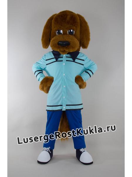 """Ростовая кукла """"Филя (собака)"""""""