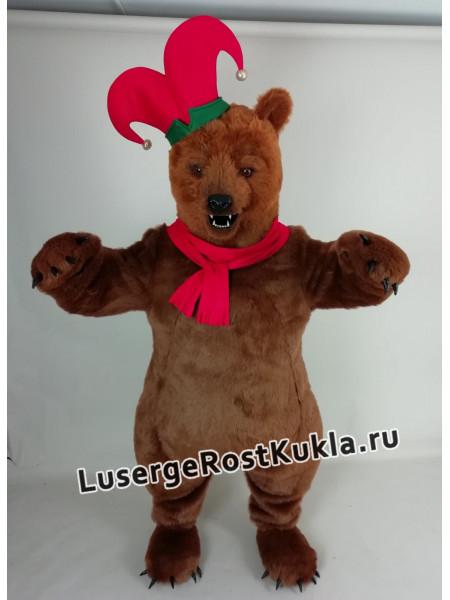 """Ростовая кукла """"Медведь Ярмарочный"""""""