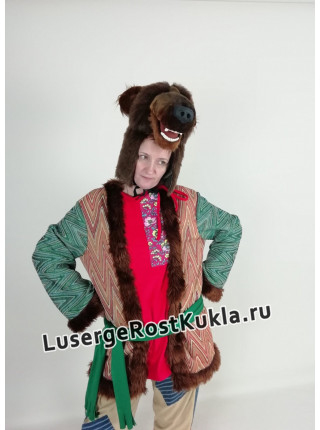 "Костюм ""Скоморох Мишка"""