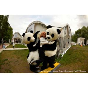 фото от клиента с Юбилейный бал на траве, Всемирный фонд дикой природы (WWF)