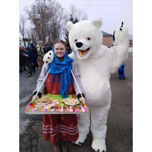 Мишка для Красноярское региональное отделение Партии Единая Россия