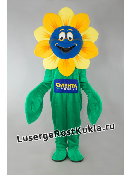 """Ростовая кукла """"Цветок"""""""