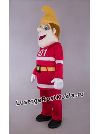 """Ростовая кукла """"Пожарный"""""""