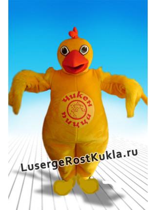 "Ростовая кукла ""Цыплёнок Чикен"""