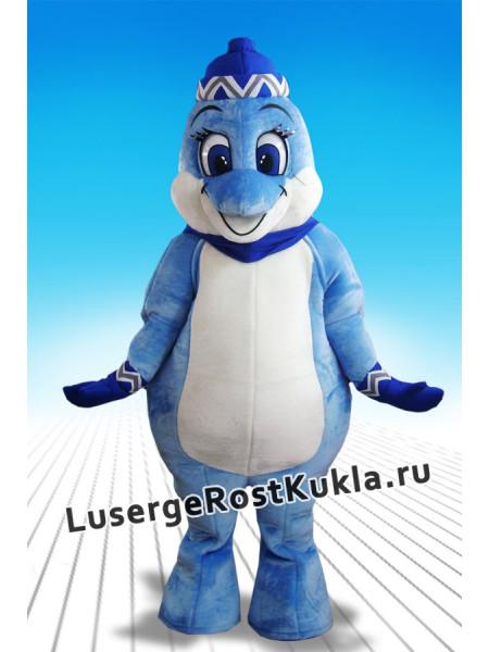 """Ростовая кукла """"Дельфин"""""""