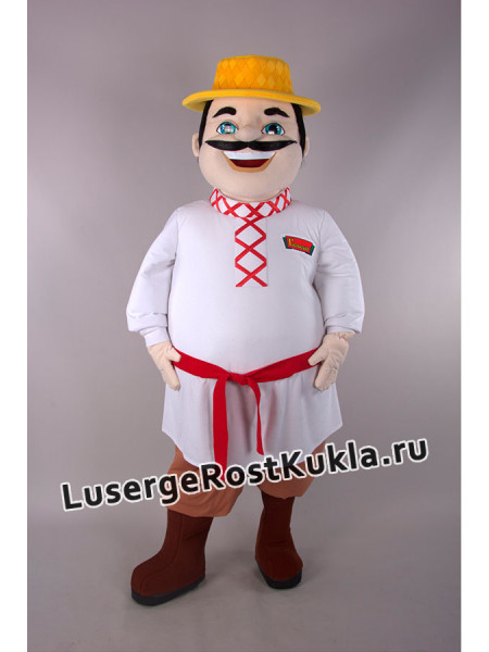 """Ростовая кукла """"Фермер счастливый"""""""