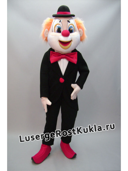 """Ростовая кукла """"Клоун Лицедей"""""""