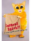 """Ростовая кукла """"Кот Сюрприз"""""""