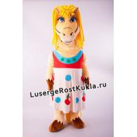 """Ростовая кукла """"Лошадь народная"""""""
