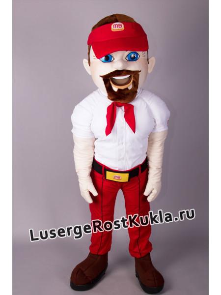 "Ростовая кукла ""Мастер Бургер"""