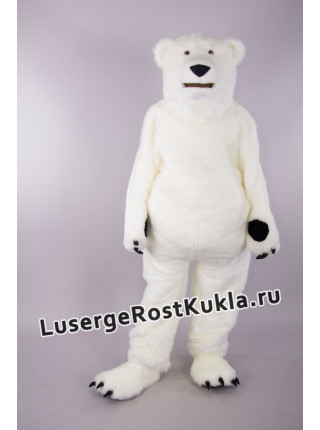 """Ростовая кукла """"Медведь белый"""""""